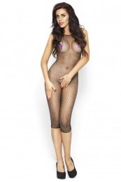 Passion - Bodystocking BS005 - Black photo