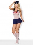 Obsessive - 813-CST-8 Marine Costume - Blue - S/M