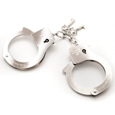 Fifty Shades of Grey - Metal Handcuffs photo