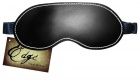 Sportsheets - Edge Leather Blindfold - Black