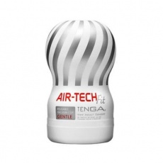 Tenga - Air-Tech Fit Reusable Vacuum Cup Gentle - White photo