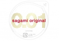 Sagami - Original 0.01 5's Pack photo