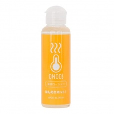 Ondo - Warm Water-Based Lubricant - 120ml photo