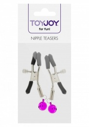 ToyJoy - Nipple Teasers - Purple photo