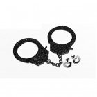 Lovetoy - Fetish Pleasure Diamond Handcuffs - Black