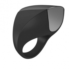 Ovo - A1 Rechargeable Ring - Black Chrome photo
