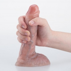 BF - 5.5'' Realistic Dual Density Silicone Dildo photo