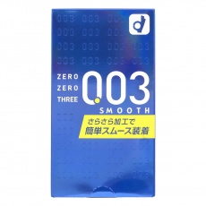 Okamoto - 0.03 Smooth 10's Pack photo