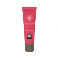 Shiatsu - Stimulation Gel Pomegranate & Nutmeg Women - 30ml photo