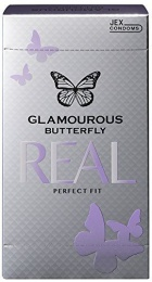 Jex - Glamourous Butterfly Real Perfect Fit 8's Pack photo
