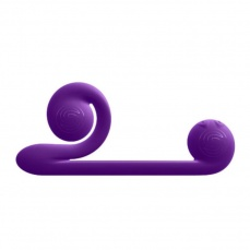 Snail Vibe - Duo Vibrator - Purple photo