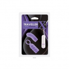 NMC - Traveller 2 Sleeves w Ring Violet photo