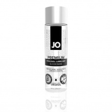 System Jo - Premium Silicone Original Lubricant - 240ml photo
