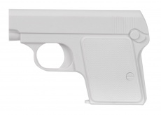 Rends - Pistol Condom Case - White photo