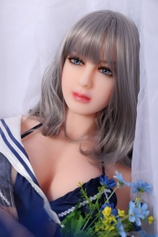 Rachel realistic doll 130 cm photo