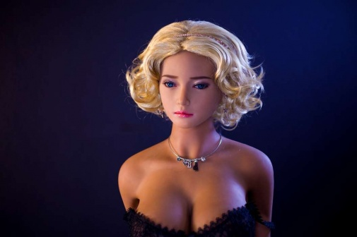 Genevieve realistic doll - 165 cm photo