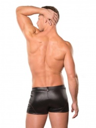 Allure - Boxer Shorts - Black - S/M photo