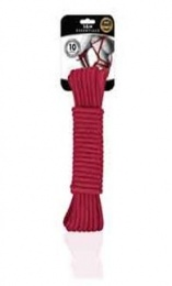 S&M - Bondage Rope 10M - Red photo