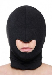 Master Series - Blow Hole Open Mouth Spandex Hood photo