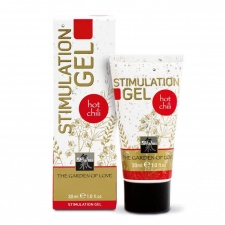 Shiatsu - Women Intim Stimulation Gel - Hot Chili 30ml