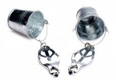 Master Series - Jugs Nipple Clamps w Buckets photo