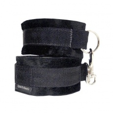 Sportsheets - Soft Cuffs - Black  photo