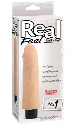 Pipedream - Real Feel Lifelike Toys No.1 - Flesh photo