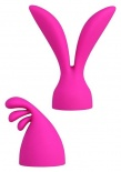 Palmpower - Palm Pleasure 2 Silicone Massager Heads