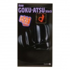 Okamoto - Goku Atsu Black Super Thick 12's Pack
