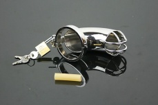 XFDBSM - Chastity Device 44.4mm - Stainless Steel photo